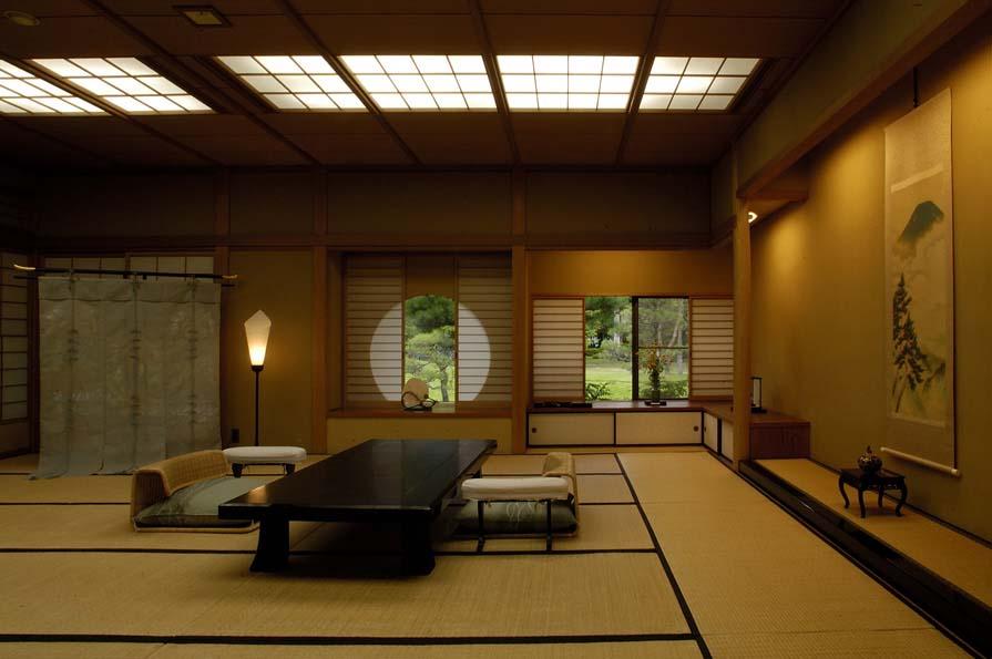 離れ:松風 和室