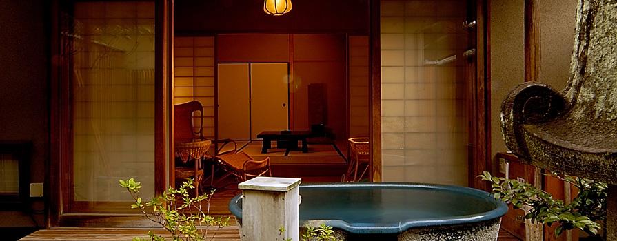 離れ:九重 温泉